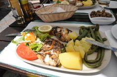 Costa Vicentina, a coast of beaches and cliffs - via ternblog 25.08.2014 | Costa Vicentina has more than 100 kms of beautiful coastal cliffs, from Porto Covo (Alentejo) till Burgau (Algarve) #Alentejo #Portugal Photo: Sword fish at Odeceixe