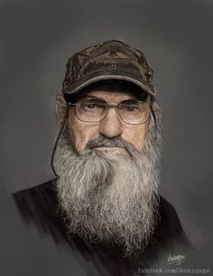 There is no one celebrity that inspires Eustace Bathgate.As much as I hate to admit it, Si Robertson is the closest to Eustace's description.
