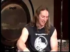 Current all-time favorite - Danny Carey of Tool.