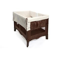 Check out the Arm's Reach Original Co-Sleeper Bassinet from BabyAge.com!