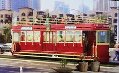 OOh yes! Love trams. Downtown Dubai's new tramway: To open in 2 months? - Emirates 24/7