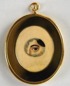 Wonderful lover's eye