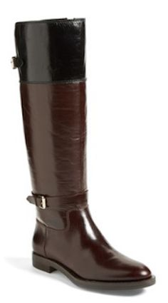 Beautiful brown riding boot http://rstyle.me/n/mr38rnyg6