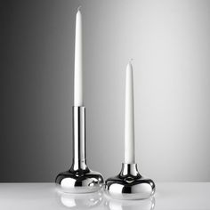 Tall Round Spin Candlestick