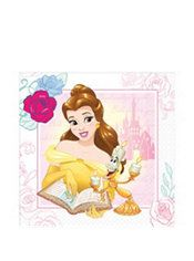 Beauty and the Beast Lunch Napkins 16ct