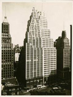 1400-1410 Broadway, NYC, New York  Historic Photo