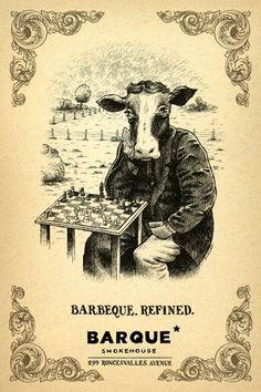 Barque Smokehouse: Beef