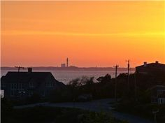 Sunset in Truro, MA Cape Cod - one of my favorite places