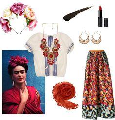 ICONIC HALLOWEEN: EASY DIY COSTUMES    Frida Kahlo