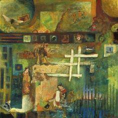Lee Goldberg - Artists Who Teach