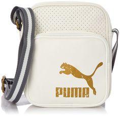 Puma Originals, Sac banane sport - Blanc (White), Taille Unique  Amazon.fr   Chaussures et Sacs cd1489b55bd