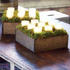 Nested Votive Candle Box
