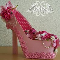 What do woman want ? Shoes  Paper shoe