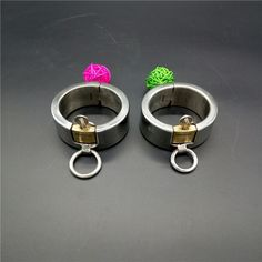 71.99$  Buy here - http://aiths.worlditems.win/all/product.php?id=32641197465 - hot sale Stainless steel female erotic toys metal handcuffs for sex slave fetish wear bondage restraints sex tools for sale