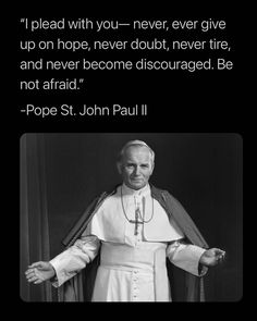 Holy Quotes, Pope John Paul Ii, Sisters In Christ, Cuba, Catholic, Pray, Brother, Christian Friends, We Are All One