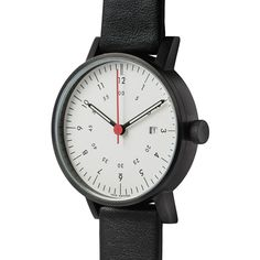 The V03D is a unisex timepiece that combines functionality with Scandinavian Minimalism in its design. #watches #design