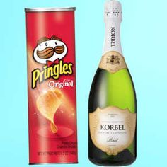 The Complete Pringles And Wine Pairing Guide, Food And Drinks, The Complete Pringles And Wine Pairing Guide Pringles Original, Wine Making Process, Best Wine Clubs, Traveling Vineyard, Wine Logo, Cooking With Beer, Wine Delivery, Good Enough To Eat, Wine Recipes