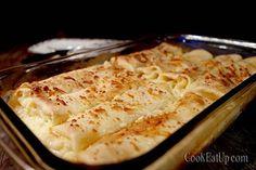 Κρέπες με τυριά και αλλαντικά Cookbook Recipes, Baking Recipes, The Kitchen Food Network, Crepes, Cooking Time, Food Network Recipes, Macaroni And Cheese, Brunch, Food And Drink