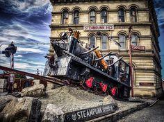 Steampunk HQ Oamaru NZ by Kay Brocks on 500px