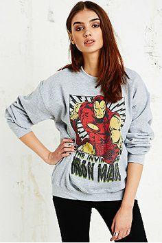 Iron Man Sweatshirt UO