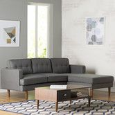 Found it at AllModern - Monterey Right Facing Chaise Sectional