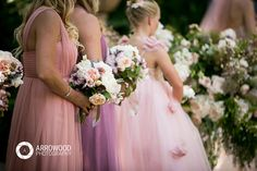 Beaulieu Gardens BV wedding, © Arrowood Photography. http://www.arrowoodphotography.com Bridesmaid bouquets by Kathleen Deery Design. wedding bouquet. wine country bouquet. wedding flowers. napa florist.