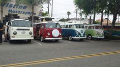 Huntington Beach California, Car Show
