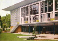 European modern 1960