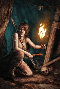 THE ART OF TOMB RAIDER MARCH 29, 2013CUDED  LEAVE A COMMENT