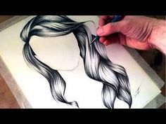how to draw curly hair - Yahoo Search Results