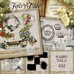 Fairy Tale: Extras Bundle by Viva Artistry