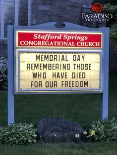 #ParadisoInsurance #MemorialDay Commercial Insurance, Insurance Agency, Memorial Day, Quotes To Live By, Memories, Dogs, Memoirs, Souvenirs, Quote Life
