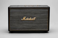 Add this item to your registry on registrylove.com - Marshall Hanwell Speaker <3 from http://www.werd.com/category/tech/page/2/