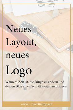 Wann du dein Logo und Layout überdenken und neu gestalten solltest