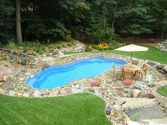 Laguna model Viking Pool