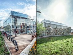 Electra BikeHub by Andrey Ukolov & Ekaterina Osipova, Saint Petersburg   Russia showroom store design bicycle