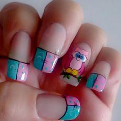 Manicure, Nails, Adhesive, Templates, Simple Toe Nails, Simple Elegant Nails, Long Nail Designs, Short Nail Manicure, Nail Manicure