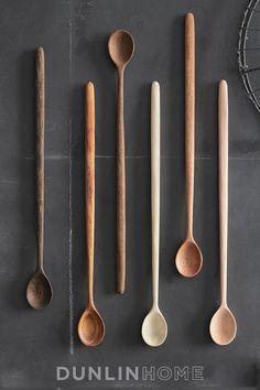 Set of Six Tasting Spoons