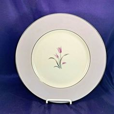 Winter Bouquet 4 available Franciscan dinner plate