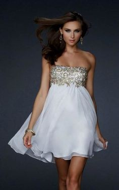 Nice short white prom dresses Check more at http://topclotheshop.com/review/short-white-prom-dresses/
