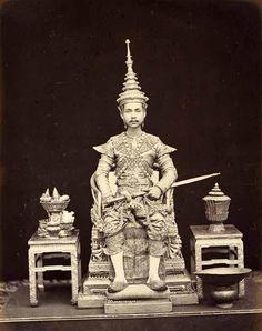 King Chulalongkorn of Siam