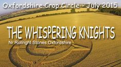 Crop Circles 2015 Rollright Stones Nr Chipping Norton