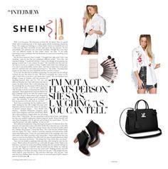 """shein"" by amelia-jones-cxlix ❤ liked on Polyvore"