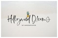 Introducing Holliwood Dreams Script is the latest and most amazing sexy font, designed to create beautiful, flowing handwriting. Looks beautiful when used for Cursive Fonts, Typography Fonts, Lettering, Handwriting Styles, Handwriting Fonts, Feminine Fonts, 100 Logo, Font Combos, Beautiful Fonts
