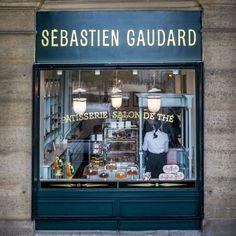 Pâtisserie - Salon de Thé des Tuileries • Actualité • Sébastien Gaudard
