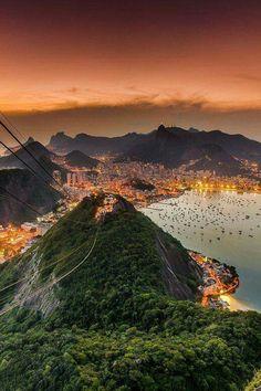 Amazing Rio, Brasil