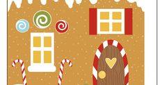 gingerbread house printable treat box 1.pdf