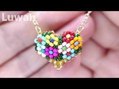 Vintage Jewelry Crafts, Diy Crafts Jewelry, Handmade Jewelry, Diy Jewelry Tutorials, Beading Tutorials, Seed Bead Jewelry, Bead Jewellery, Beaded Necklace, Beaded Bracelets
