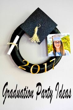 Graduation Parties 216383957079361769 - Graduation Party Ideas Source by Diy Graduation Gifts, Graduation Party Planning, College Graduation Parties, Kindergarten Graduation, Graduation Decorations, Graduation Party Decor, Graduation Ideas, Graduation Party Centerpieces, Grad Parties