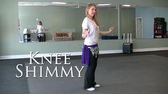 Belly Dance Knee Shimmy